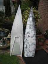 Black Pearl 13_Rumpf und Deck