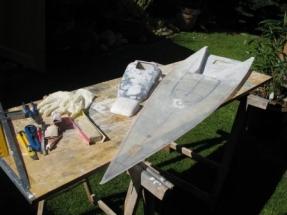 Black Pearl 15_Deck mit Aufbauteilen