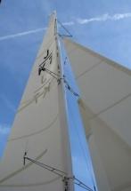Velsheda IMG_4501_Die Segel sind in der Keep eingezogen